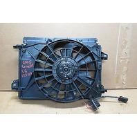 05 Chevrolet Corvette C6 Radiator Cooling Fan & Shroud