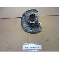 06 BMW M6 E63 Knuckle Spindle Carrier Hub Front Drivers Side 31212282889