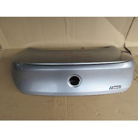 06 BMW M6 E63 Trunk Lid *Silver Gray Metallic*