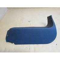 07 Aston Martin V8 Vantage Roadster #1014 Lower A Pillar Sill Trim Left 6G33-023