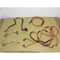 07 Aston Martin V8 Vantage Roadster #1014 Positive Battery Cable Wire Harness Se