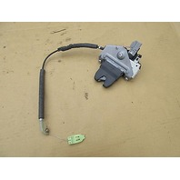 07 Aston Martin V8 Vantage Roadster #1014 Trunk Lid Latch Lock