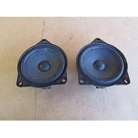 2004 BMW Z4 E85 #1007 Mid-Range Speaker Set 65126915837