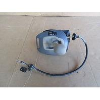 2004 BMW Z4 E85 #1007 Automatic Transmisson Gear Selector Shifter Beige