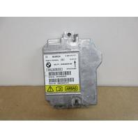 2013 BMW 335is E92 #1018 Main Airbag SRS Control Module Unit Sensor 65779184433
