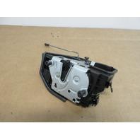 2013 BMW 335is 335i E92 #1018 Coupe Left Door Latch Lock 7229455