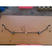 2013 BMW 335is 335i E92 Rear Anti Sway Bar Stabilizer W/ Links 6764425 #1018