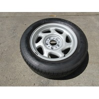 "1995 BMW 840i E31 #1019 OEM 16"" Style 9 Spare Wheel & Tire 1180198"