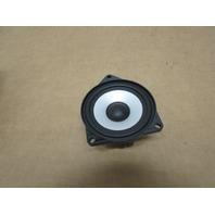 2006 BMW Z4 M Roadster E85 #1023 (1) HiFi Door Quarter Speaker 65126915838