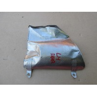 04 Lamborghini Murcielago #1025 Starter Heatshield Heat Shield 16009493 7M911295