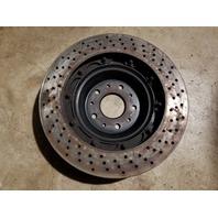 04 Lamborghini Murcielago #1025 Front Right 2-Piece Brake Rotor Disk 31016759