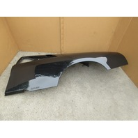 04 Lamborghini Murcielago #1025 Left Rear Quarter Panel Fender OEM Carbon