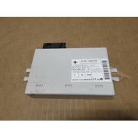 2012 Mini Cooper S R56 #1027 Anti Theft Locking Control Module 61353451733