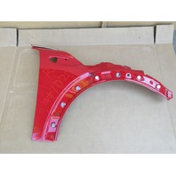 2012 Mini Cooper S R56 #1027 Right Passenger Side Fender Chili Red OEM