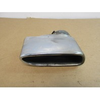 07 Porsche 911 Turbo 997 #1031 Left Exhaust Muffler Tip OEM 99711125102