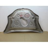 2002 BMW 745i E65 E66 #1033 Engine Belly Pan Shield Splash Guard 6752310