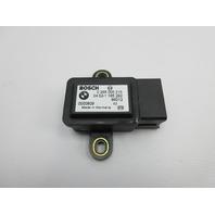 2000 BMW 740il 740i E38 #1035 Rotation Yaw Rate Speed Sensor 34521165292