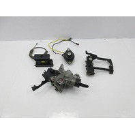 2000 BMW 740il 740i E38 #1035 Ignition Lock Set Door Trunk Glovebox Key