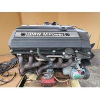 1999 BMW Z3 M Roadster E36 #1036 S52 Inline 6 3.2L Engine Assembly Complete 84k