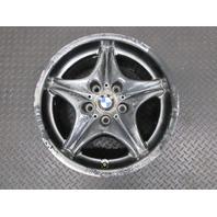 1998 BMW Z3 M Roadster E36 #1037 Front 17 x 7.5 Style 40 OEM Wheel 36112228050