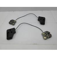 2003 BMW M3 E46 #1039 Rear Seat Latch & Release Handles 52208209035 52208209035