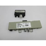 2003 BMW M3 E46 #1039 Antenna Booster Trap Filter 6906075 65248380944