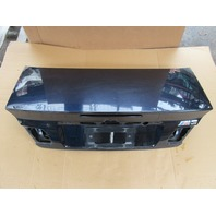2003 BMW M3 E46 Convertible #1040 Trunk Lid OEM Carbon Black