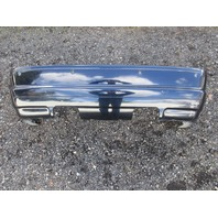 2003 BMW M3 E46 #1040 Rear Bumper Cover, Valance & Carbon Reinforcement