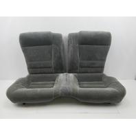 1986-1992 Toyota Supra MK3 #1042 Grey Rear Seats OEM