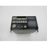 1986-1992 Toyota Supra MK3 #1042 Original Factory Radio Cassette Player *RARE*