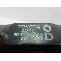 1986-1992 Toyota Supra MK3 #1042 OEM Radiator