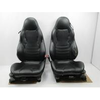2000 BMW Z3 M Roadster E36 #1044 Black Power Leather Heated Sport Seats