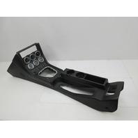 2000 BMW Z3 M Roadster E36 #1044 Leather Center Console Complete Gauges Black