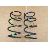 2000 BMW Z3 M Roadster E36 #1044 Front Suspension Coil Springs Left & Right