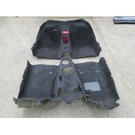 2000 BMW Z3 M Roadster E36 #1044 Main Interior Black Carpet OEM