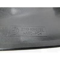 99-02 BMW Z3 M Roadster E36 #1045 Rear Quarter Lateral Roll Bar Trim Pair