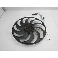 1998 BMW Z3 M Roadster E36 #1045 OEM Auxiliary Cooling Pusher Fan 64548397474