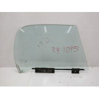 1998 BMW Z3 M Roadster E36 #1045 Right Passenger Side Door Window Glass