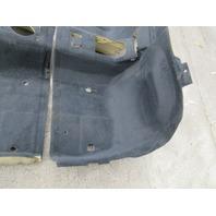 1998 BMW Z3 M Roadster E36 #1045 Main Interior Black Carpet OEM