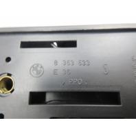 1999 BMW M3 E36 Convertible #1046 Center Dashboard Heater AC Vent 8363533