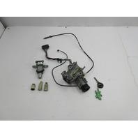1999 BMW M3 E36 Convertible #1046 Ignition Lock Set Door Handles Trunk & Keys