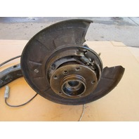 1999 BMW M3 E36 Convertible #1046 Rear Left Spindle Knuckle Hub Trailing Arm