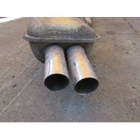 1999 BMW M3 E36 Convertible #1046 OEM Cat-Back Exhaust Muffler