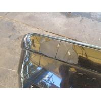 1999 BMW M3 E36 Convertible #1046 Rear Bumper Cover Black OEM Complete