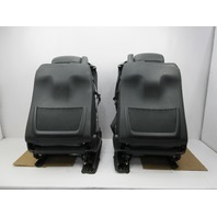 01-06 BMW M3 E46 Convertible #1047 Front Power Heated Black Sport Seats