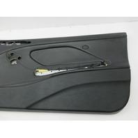 01-06 BMW M3 E46 Convertible #1047 Black Door Panel Pair