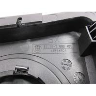 01-06 BMW M3 E46 #1047 SMG Transmission Shifter Bezel Trim *Silver Grey Metallic