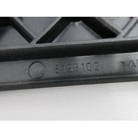 01-06 BMW M3 E46 Convertible #1047 Titanium Shadow Dashboard Trim