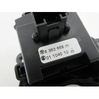 01-06 BMW M3 E46 #1047 Steering Column Switch & Clock Spring 61318375400