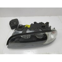 01-06 BMW M3 E46 #1047 Left Driver Side Xenon HID OEM Headlight 63126911453